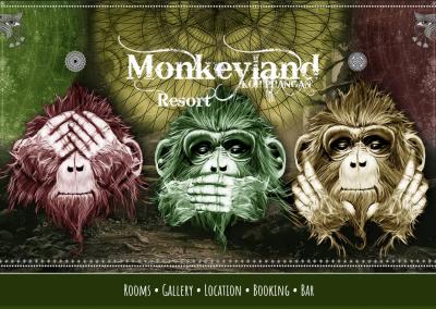 Monkeyland Phangan