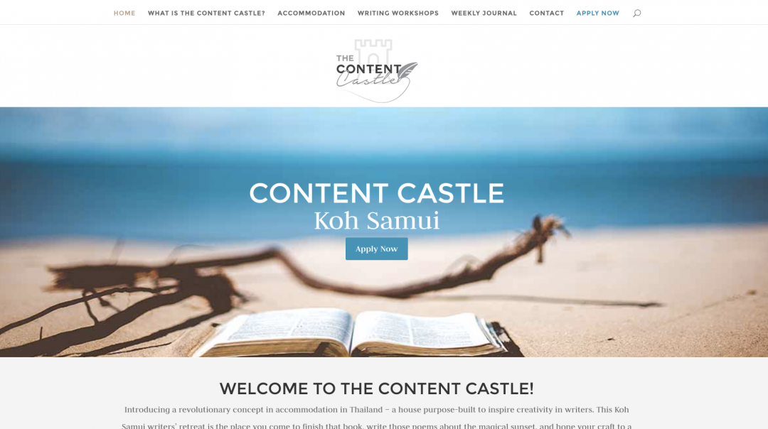 The Content Castle Koh Samui