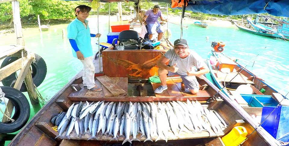 fishing daytrip - Fishing tour