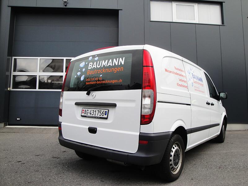 Baumann Bautrocknungen GmbH Schweiz