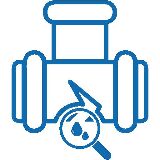 icon leckortung - Home